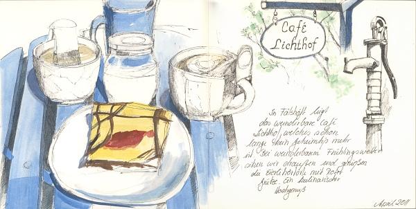 Cafe Lichthof