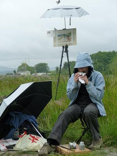 19.06.2011 - Im Regen beim Slough