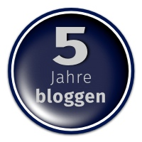 5 years of blogging