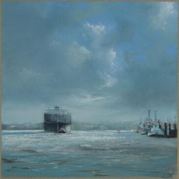 Einsatz im Hafen