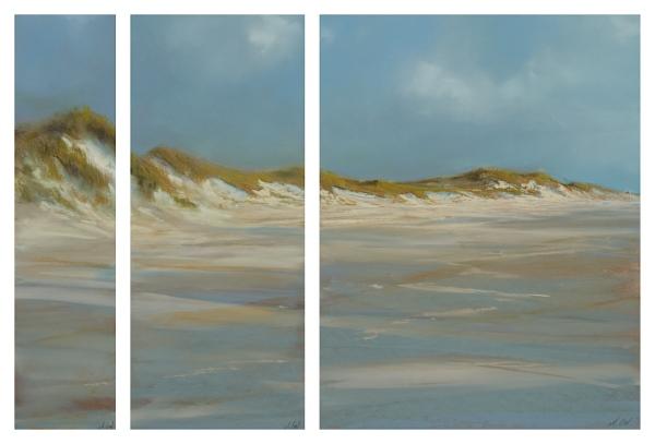 Triptychon Astrid Volquardsen
