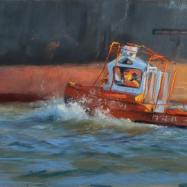 Festmacherboot L&R 1
