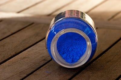 Pures Pigment.