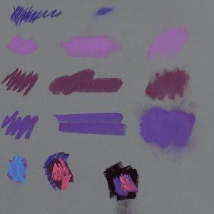 Materialkunde: Pastelmat von Clairefontaine
