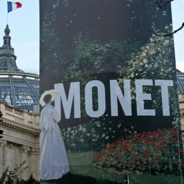 Monet Retrospektive in Paris