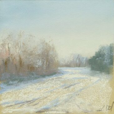 Winterlandschaft: Plein Air