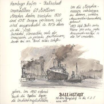 Ballinstadt Hamburg