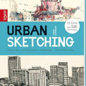 Urban Sketching – Auf Deutsch!