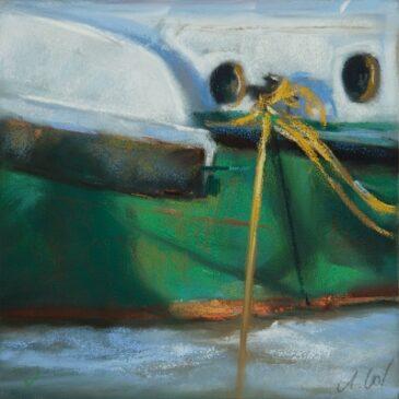 Lotsenversetzboot Gellen: Ex-Lotse