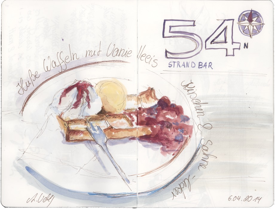 St. Peter-Ording - 54 Grad N