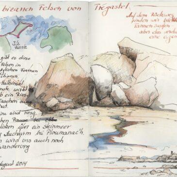 Isle Renote (North Brittany)