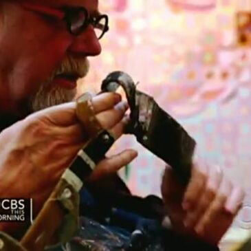 The Artist Chuck Close: Note to Younger self