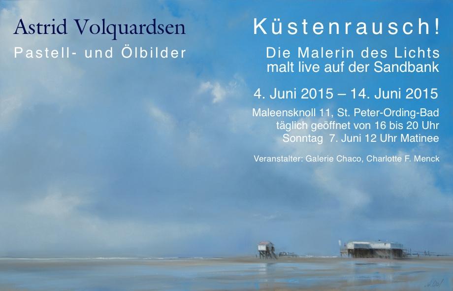 Ausstellung 4.-14. Juni 2015 in St. Peter-Ording