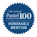17th annual Pastel 100 competition: Honarable mention für »Lotsenwechsel«