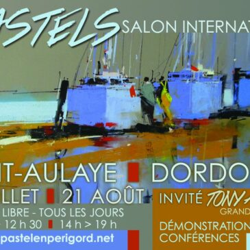 Exhibition Pastel En Perigord in France