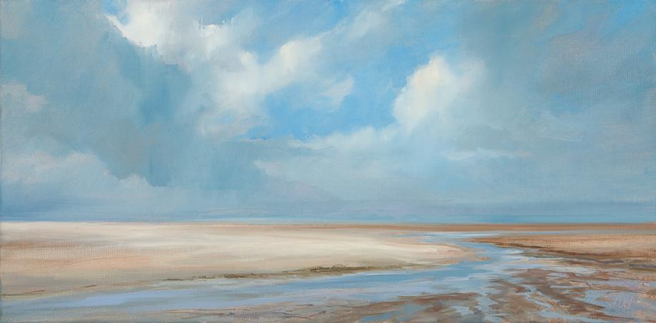 Norderoogsand (Ölbild)