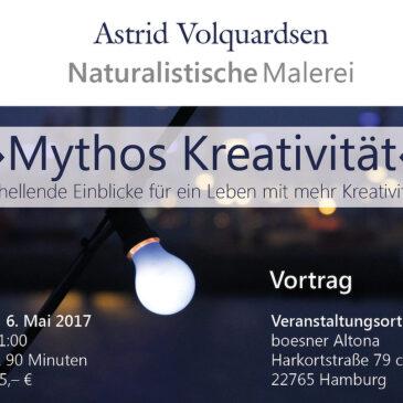 Vortrag: Mythos Kreativität bei boesner in Hamburg Altona