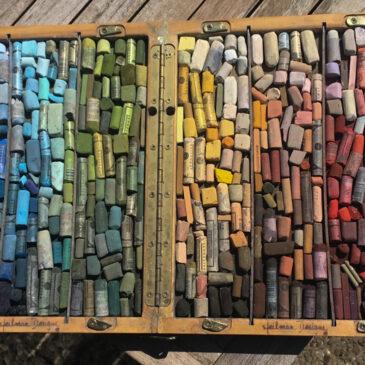 Plein Air Pastell Tipps Folge 1: Zusammenstellen eines Sortiments